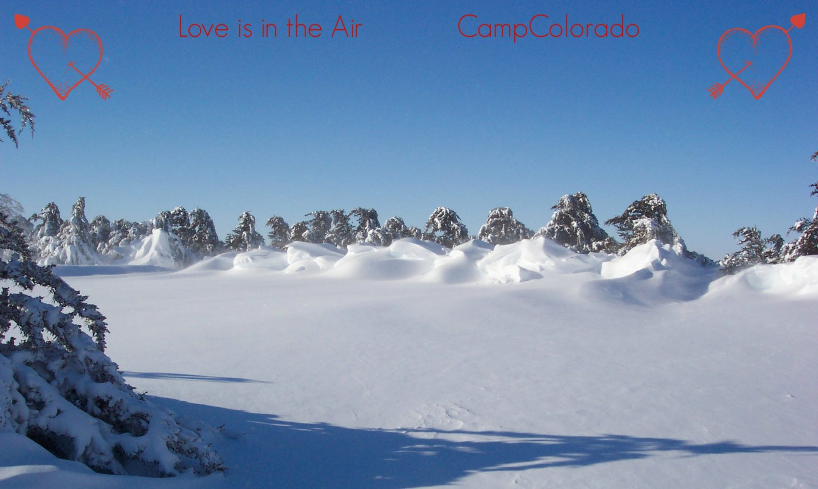 Blend Winter Adventure With Valentine Romance While Camping in Colorado