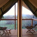 The Views RV Park & Campground in Dolores CO offers glamping tents and RV sites