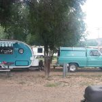Vintage Friendly RV camping at High Country RV Park in Naturita CO