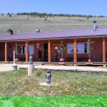 Lake John Resort ( Walden CO) offers RV sites and some vacation rental options