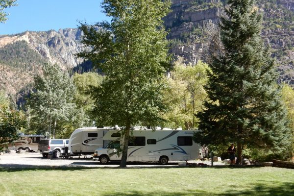 4J+1+1 RV Park in Ouray Colorado