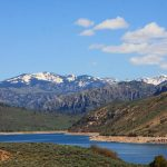Awesome views of Blue Mesa Reservoir from Blue Mesa Escape, near Gunnison CO