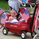 Independence Day Bike Parade - Riverview RV Park (Loveland, Colorado)