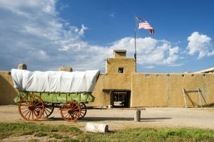 Bent's Old Fort National Historic Site near La Junta photo by Matt Inden/Miles through the Colorado Tourism Office