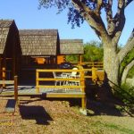 Luxury cabins to choose from at Colorado Springs KOA