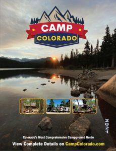 Cover of the 2021 Camp Colorado Guide