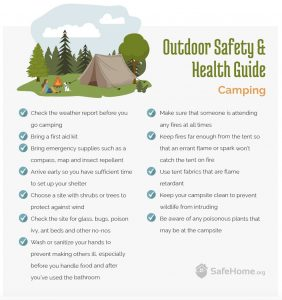 Outdoor Safety Health Guide by SafeHome