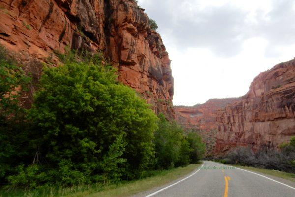 Canyon in Colorado pic by Camp Colorado