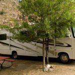 RV sites at CanyonSide Campground in Bellvue on Poudre Canyon Hwy