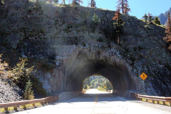 Colorado Mountain Tunnel pic by Camp Colorado