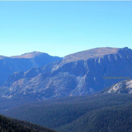 Colorado Rocky Mountains scenery pic by Camp Colorado