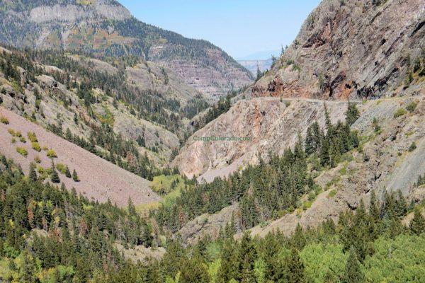 Colorado mountain highway pic by Camp Colorado
