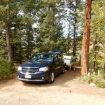 Jellystone Park of Estes offers unique sites for all sizes of RV, as well as tent camping and cabin rentals