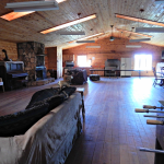 The Grand Lodge at Aspen Acres Campground in Rye CO