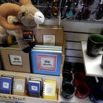 In the camp store at Elk Creek Campground & RV Park in Grand Lake CO