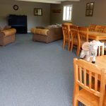 Meeting room / social hall at Elk Creek Campground & RV Park in Grand Lake CO