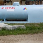 Propane available at Elk Creek Campground & RV Park in Grand Lake CO