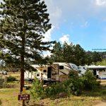 RVs at Jellystone Park™ of Estes in Estes Park Colorado