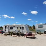 Middlefork RV Park in Fairplay Colorado