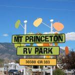 Mt Princeton RV Park (Buena Vista CO)
