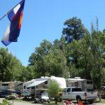 Pagosa Riverside Campground in Pagosa Springs Colorado