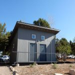 The Views RV Park & Campground (Dolores Colorado) new and modern shower house
