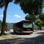 United Campground in Durango Colorado offers tent camping and RV sites