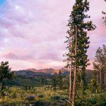 Scenery around Devil's Thumb Ranch in Tabernash CO