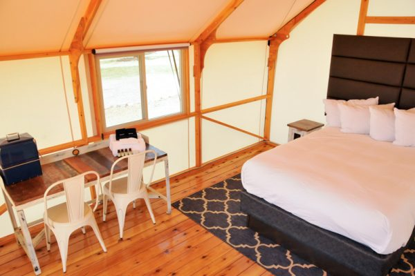 Royal Gorge Cabins for your Cañon City glamping camping vacation.