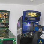Game room at Junction West RV Park (Grand Junction Colorado)