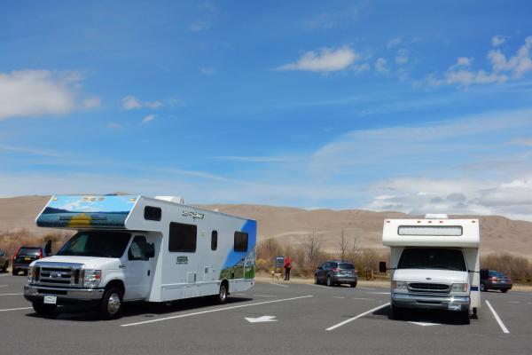 Great Sand Dunes National Park, near Alamosa CO