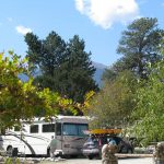 Long spacious rv sites