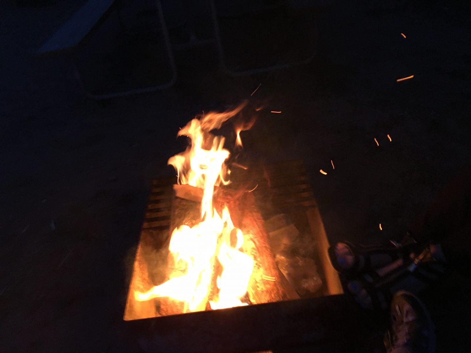 Colorado Campfire Reality