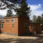 Vacation rental cabin or lodge at Jellystone Park™ of Estes in Estes Park Colorado