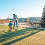 Family fun at River Run RV Resort in Granby CO