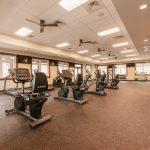 Jellystone Larkpsur exercise room