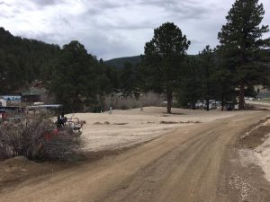 Jellystone Park of Estes RV site enhancements in Estes Park Colorado