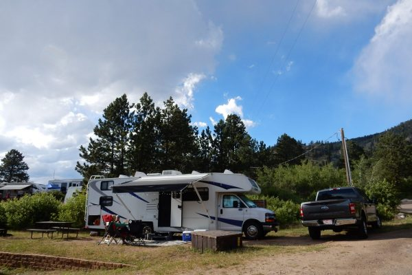 Jellystone Park of Estes RV sites