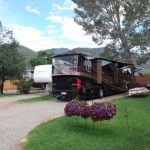 Plenty of room for Big Rigs at Westerly RV Park!