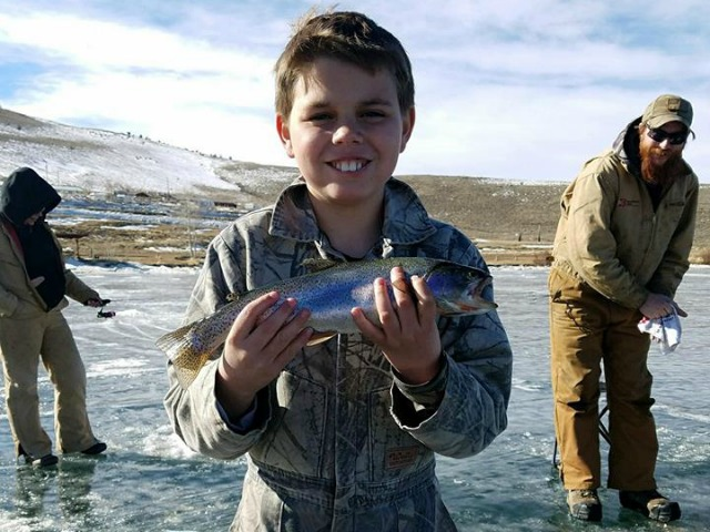 Fishing and Camping in Colorado