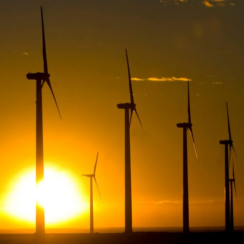 Lamar's windfarm is one of the largest in the United States Matt Inden/Miles through the Colorado Tourism Office