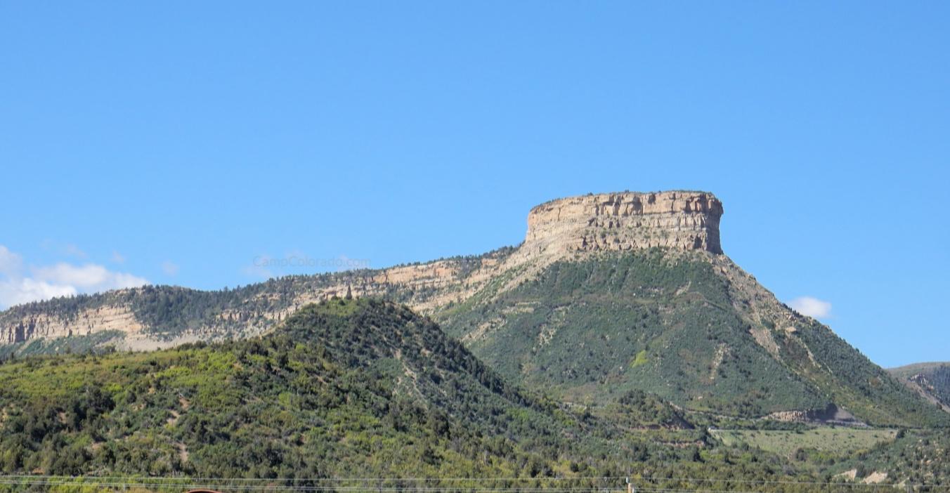 Camping Vacation in Colorado's Mountains & Mesas Region