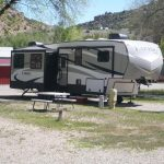 Plenty of room for RVs of all sizes, big rigs too (High Country RV Park, Naturita CO)