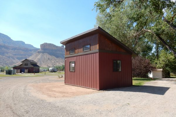 Palisade Basecamp RV Resort Vacation rental cabin in Colorado