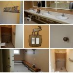 Restrooms and showers are wonderful at Elk Creek Campground & RV Park in Grand Lake CO