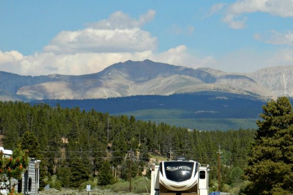 Camping and RVing in Colorado