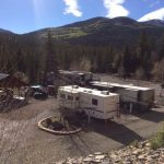 RV sites for all in Lake City Colorado at Highlander RV Campground