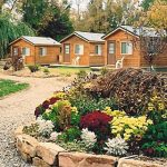 Riverbend RV Park and Cabins in Montrose Colorado cabins