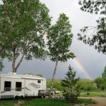 Pull Through RV sites - Riverview RV Park (Loveland, Colorado)