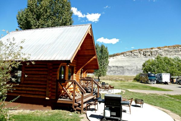 Steamboat Springs KOA Vacation rental cabin in Colorado